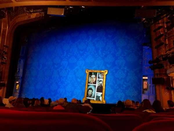 Walter Kerr Theatre, sección: Orchestra Center, fila: E, asiento: 104