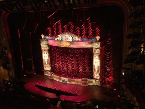 Walter Kerr Theatre, sección: Balcony Right