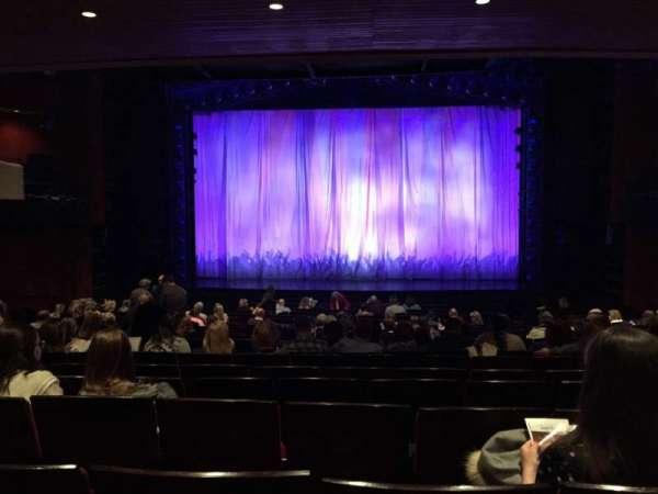 Marquis Theatre, sección: Orchestra C, fila: U, asiento: 115