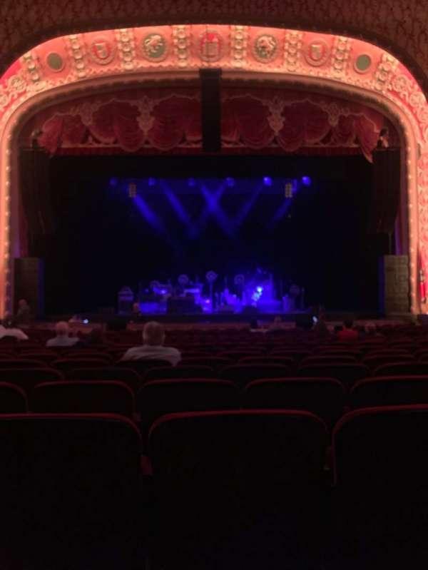 Tennessee Theatre, sección: Orccen, fila: R, asiento: 109