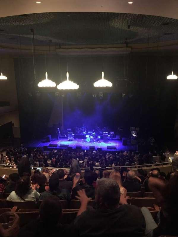 SF Masonic Auditorium, sección: Balcony, fila: 11, asiento: 6
