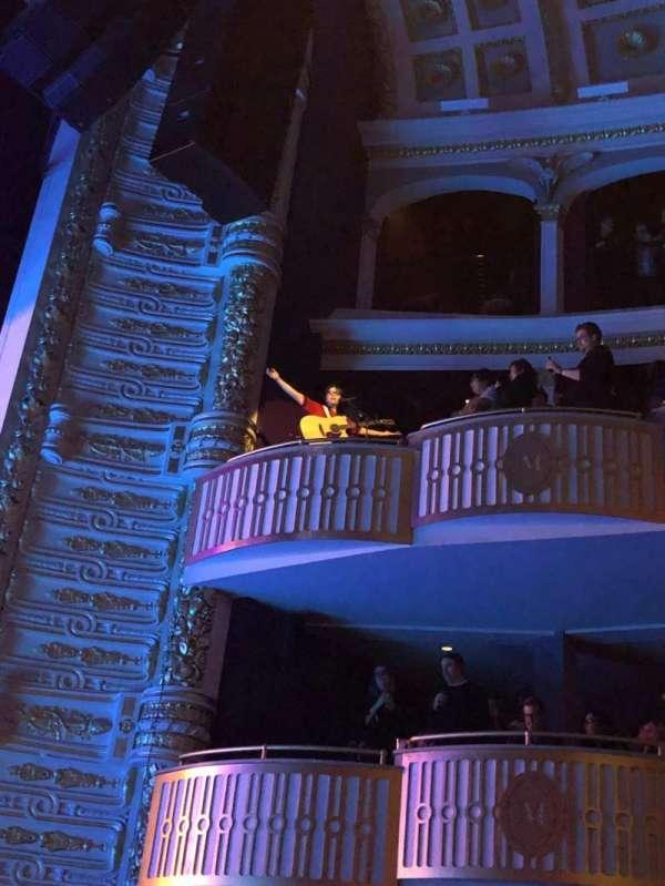 The Met Philadelphia, sección: Orchestra, fila: GA