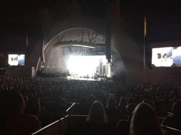 Hollywood Bowl, sección: Terrace 2