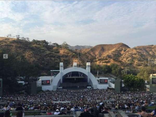 Hollywood Bowl, sección: T1