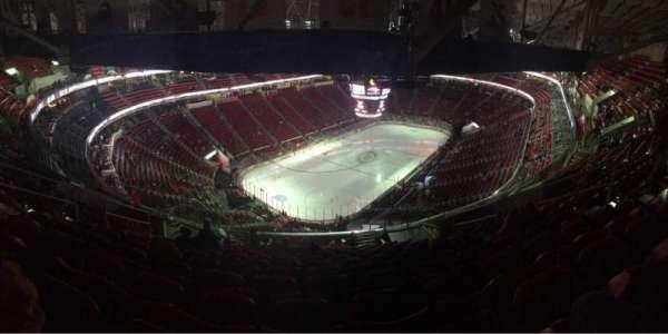 PNC Arena, sección: 310, fila: N