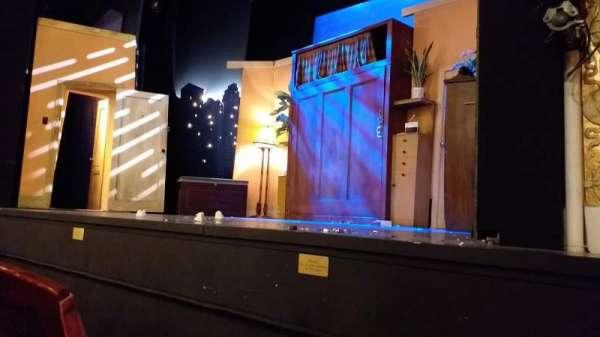 Criterion Theatre, sección: Stalls, fila: B, asiento: 5