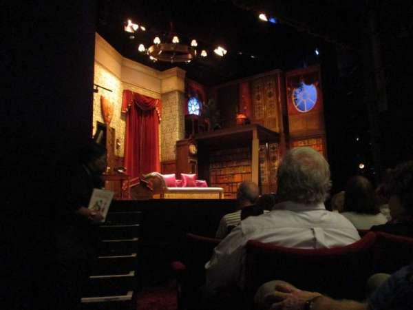Duchess Theatre, sección: Stalls, fila: F, asiento: 22