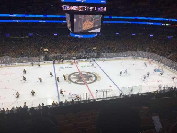 TD Garden, sección: BAL 317, fila: 8, asiento: 8