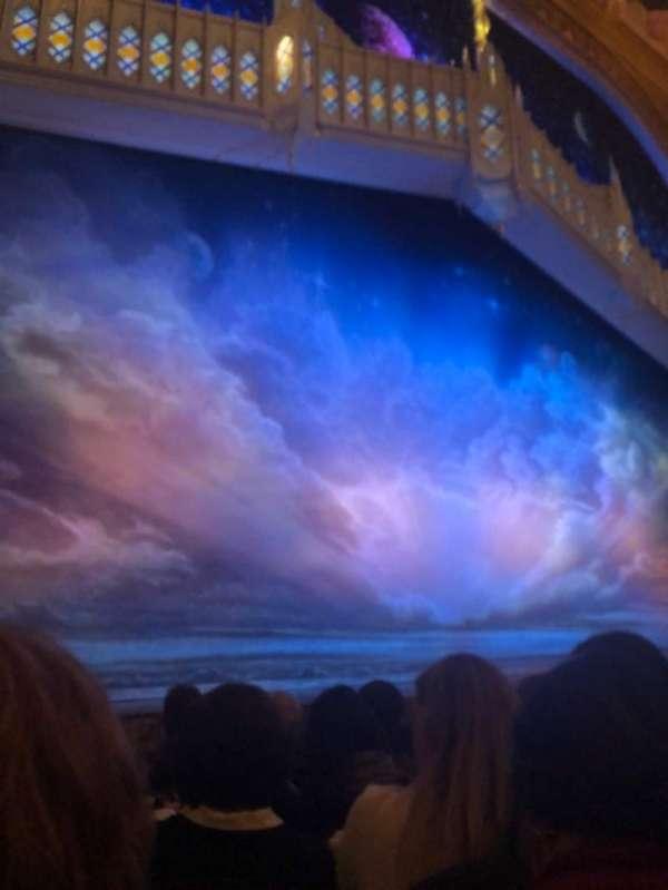 Eugene O'Neill Theatre, sección: ORCHL, fila: F, asiento: 9,11