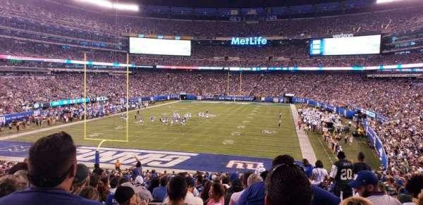 MetLife Stadium, sección: 149, fila: 36, asiento: 5