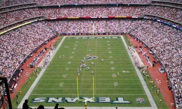 NRG Stadium, sección: 723