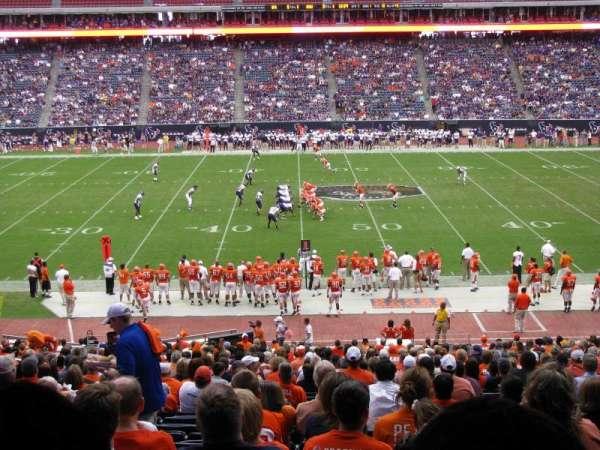 NRG Stadium, sección: 107A