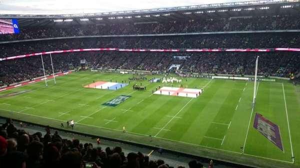 Twickenham Stadium, sección: M4, fila: 51, asiento: 103