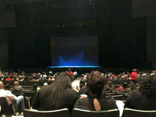 The Theatre at Grand Prairie, sección: 203, fila: JJ, asiento: 24