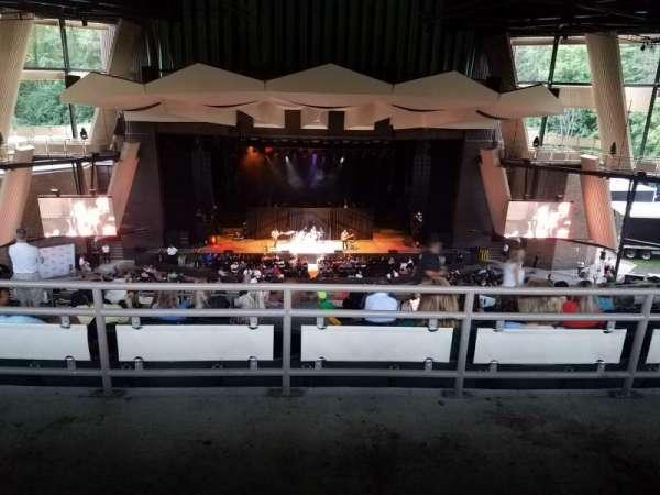 Saratoga Performing Arts Center, sección: 22, fila: J, asiento: 7