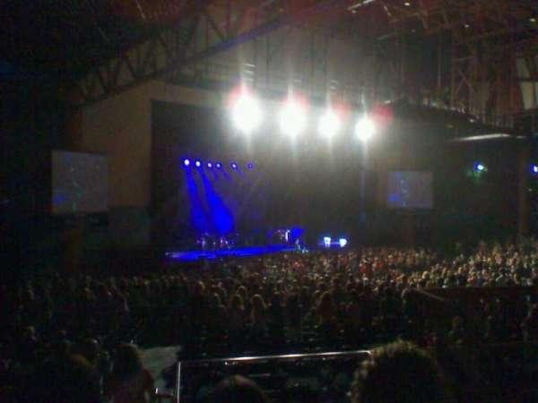PNC Pavilion At Riverbend, sección: 206, fila: c, asiento: 4