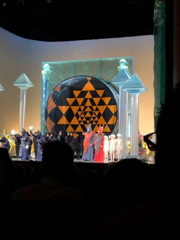 Metropolitan Opera House - Lincoln Center, sección: Orchestra, fila: N, asiento: 16