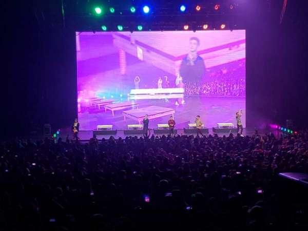 Microsoft Theater, sección: Loge Center, fila:  A, asiento: 315