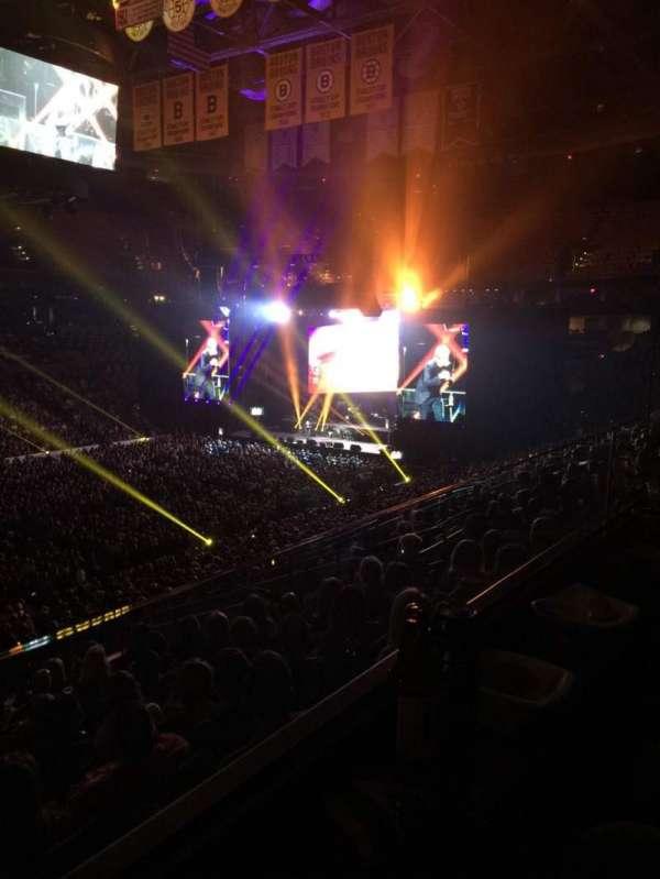 TD Garden, sección: S15