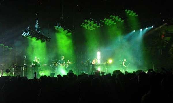 TD Garden, sección: Loge 12, fila: 1, asiento: 17