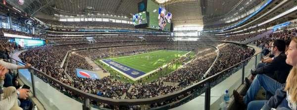 AT&T Stadium, sección: 343, fila: 1, asiento: 13