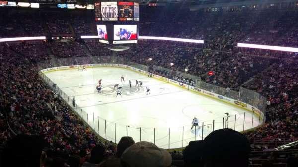 Northlands Coliseum, sección: 231, fila: 32, asiento: 2