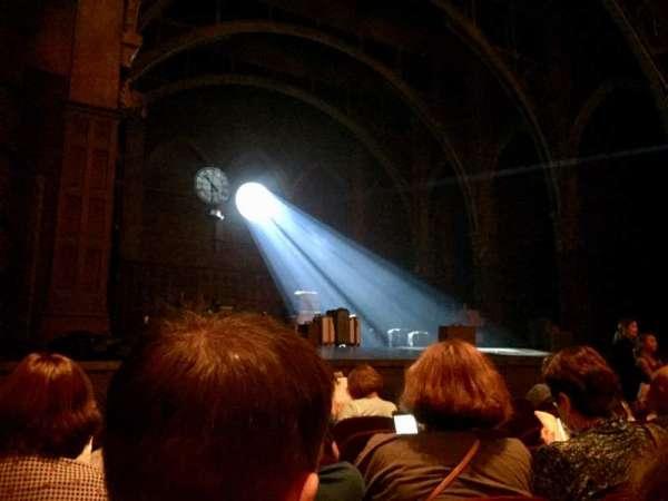 Lyric Theatre, sección: ORCH, fila: F, asiento: 23