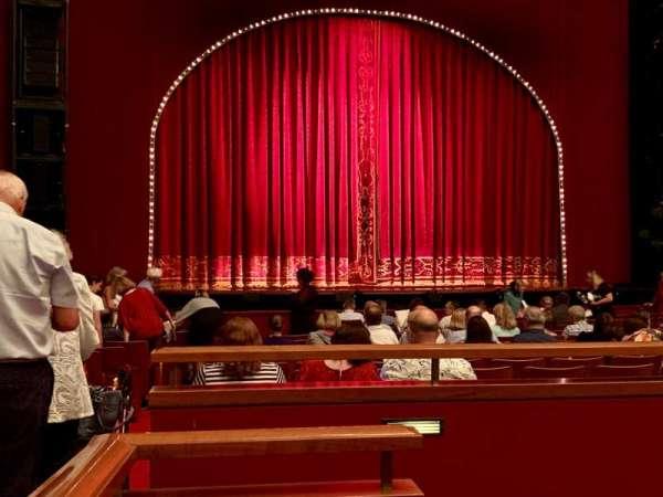 The Kennedy Center Opera House, sección: ORCH, fila: S, asiento: 128