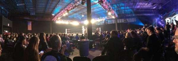 2300 Arena, sección: Northwest, fila: 2, asiento: 6