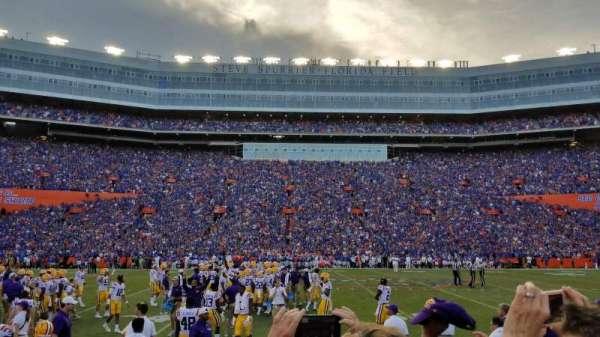 Ben Hill Griffin Stadium, sección: 38, fila: 5, asiento: 15