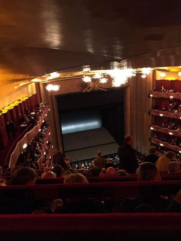 Metropolitan Opera House - Lincoln Center, sección: Family circle, fila: K, asiento: 233
