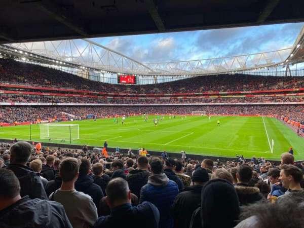 Emirates Stadium, sección: 22