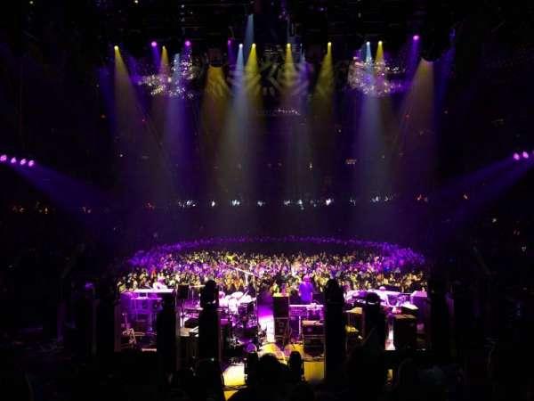 Madison Square Garden, sección: 112, fila: 11, asiento: 10