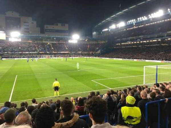 Stamford Bridge, sección: MATTHEW HARDING LOWER 14, fila: Q, asiento: 122