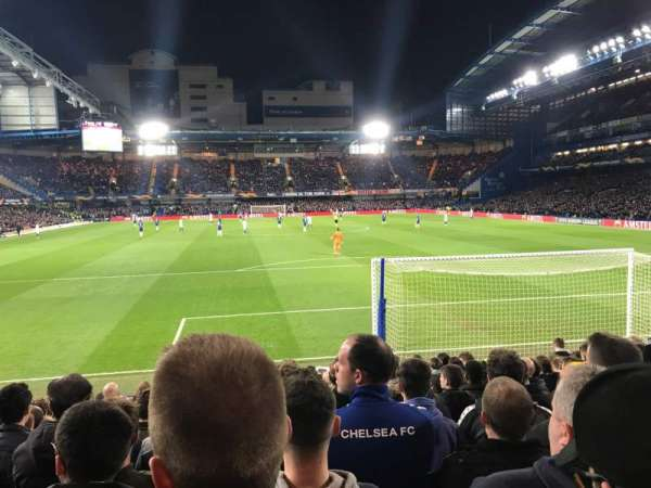 Stamford Bridge, sección: MATTHEW HARDING LOWER, fila: P, asiento: 97