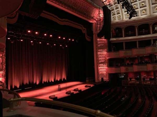 The Met Philadelphia, sección: Grand Salle Box 14, fila: A, asiento: 1