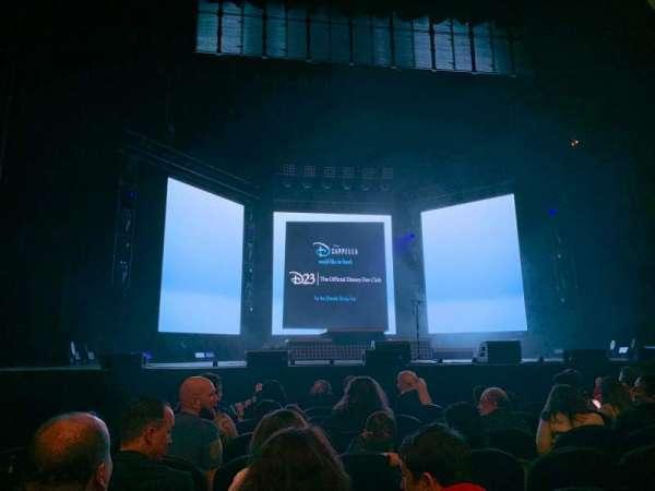 The Met Philadelphia, sección: Orchestra 2, fila: CC, asiento: 13