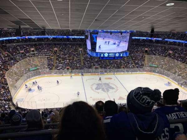 Scotiabank Arena, sección: 322, fila: 16, asiento: 12