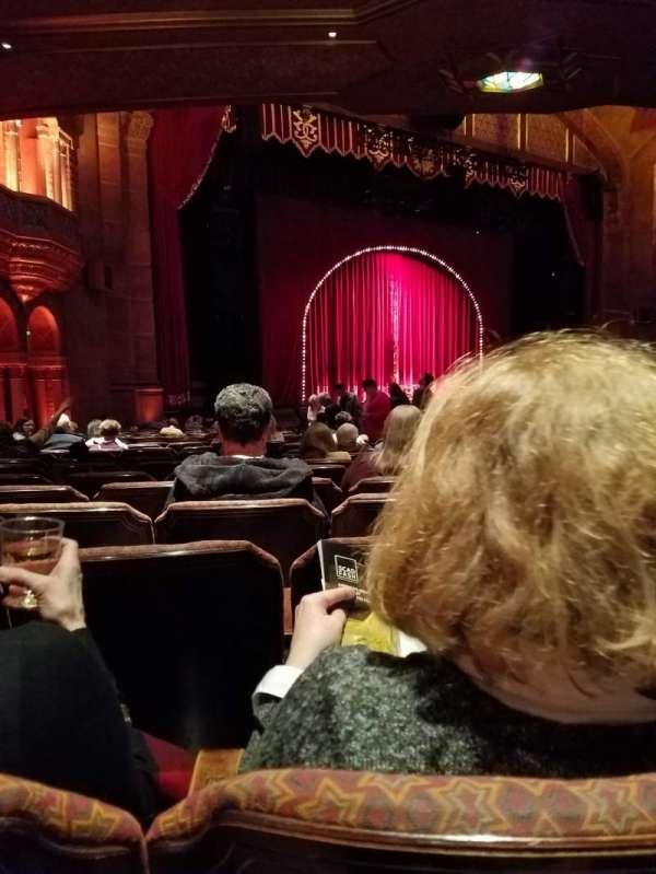 Fox Theatre (Atlanta), sección: Orchestra L, fila: AA, asiento: 23