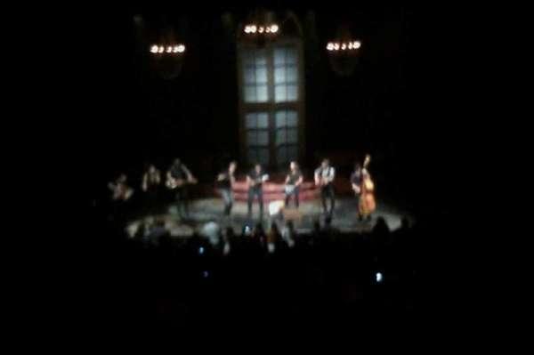 Verizon Theater , sección: 305, fila: CCC, asiento: 11