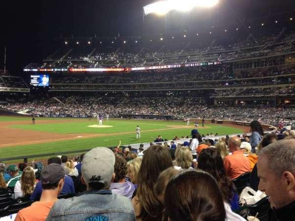 Citi Field, sección: 124, fila: 14, asiento: 11