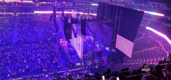 Ball Arena, sección: 380, fila: 10, asiento: 15