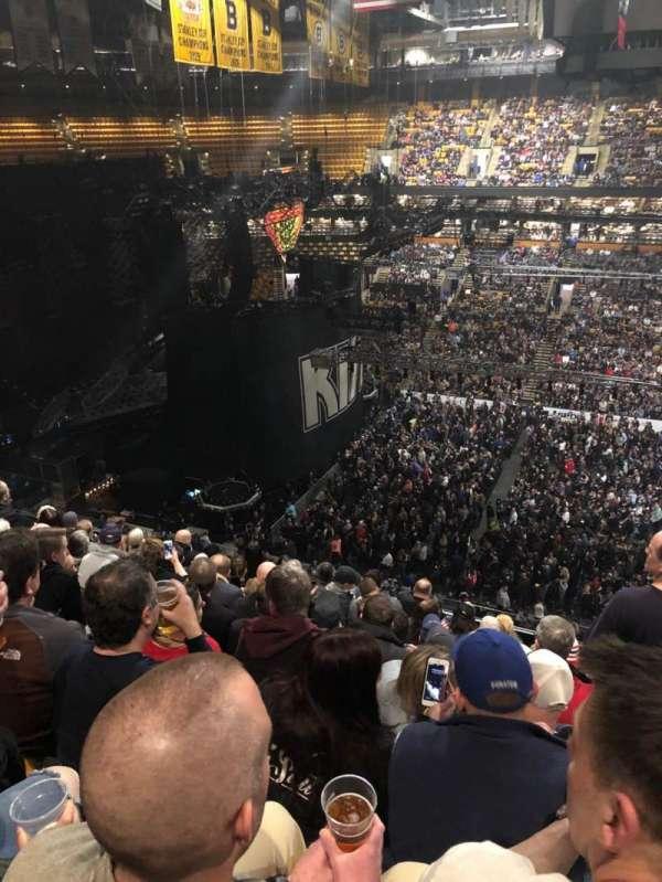 TD Garden, sección: Bal 316, fila: 9, asiento: 5