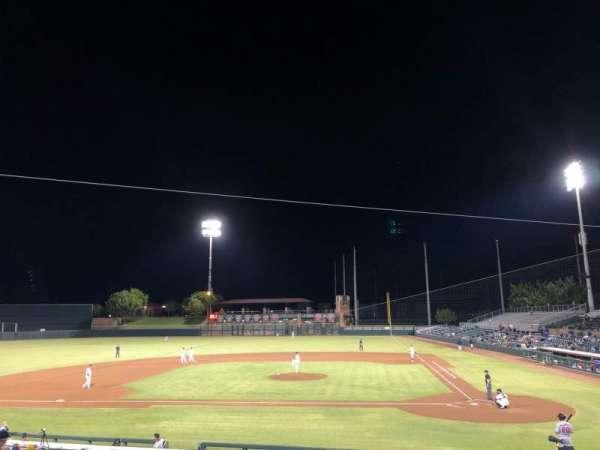 Scottsdale Stadium, sección: 309, fila: 2, asiento: 22