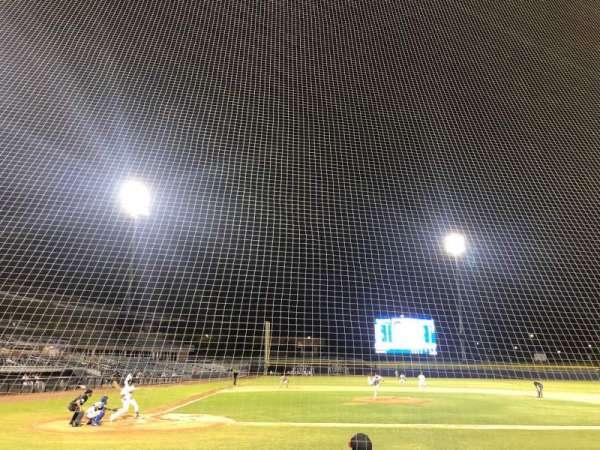 Peoria Sports Complex, sección: 108, fila: 1, asiento: 1