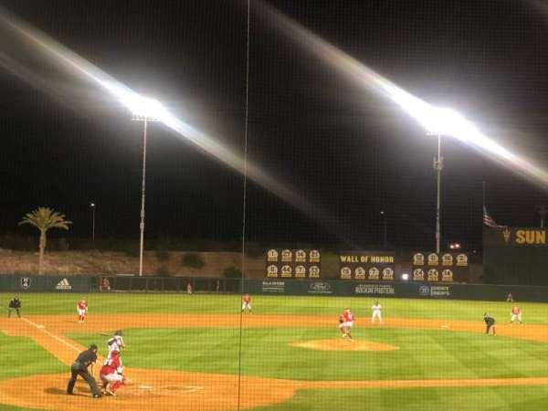 Phoenix Municipal Stadium, sección: 5, fila: 12, asiento: 11