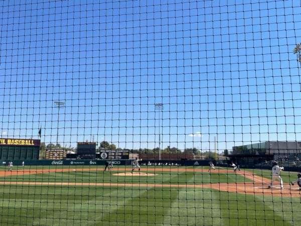 Phoenix Municipal Stadium, sección: 6, fila: 2, asiento: 8