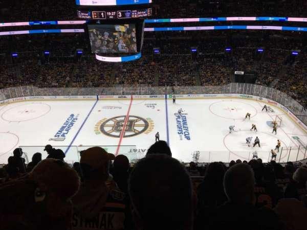 TD Garden, sección: BAL 330, fila: 11, asiento: 18