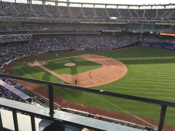 Citi Field, sección: 403, fila: 1, asiento: 13