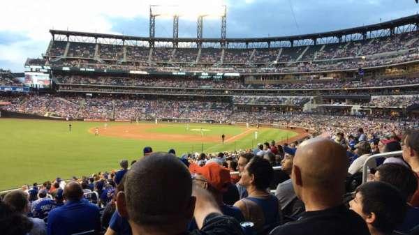 Citi Field, sección: 130, fila: 32, asiento: 5